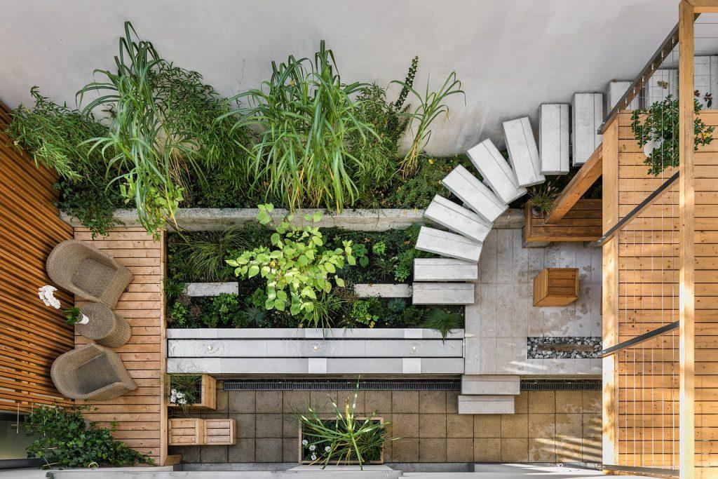 Tuinontwerp Kleine Tuin : Handige ontwerp tips voor de kleine tuin stadsetuinen