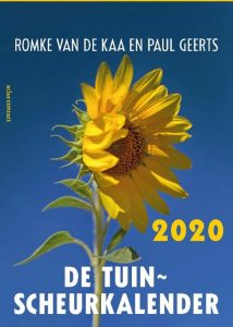 Tuinscheurkalender 2020